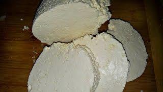 Домашний творог из магазинного молока (cheese )
