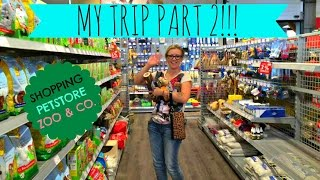 My Trip! Part 2 (Shopping & Petstore!) Thumbnail