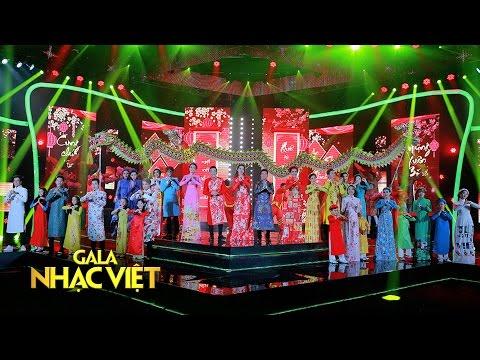 Liên khúc: Tết Trong Tâm Hồn & Tết Nguyên Đán - Tập thể nghệ sĩ [Tết Trong Tâm Hồn] (Official)