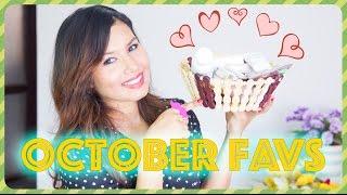 My October Favorites | Sonal Sagaraya