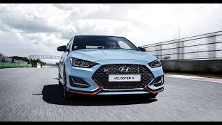 Hyundai Veloster N Complete Reviews and Specifications