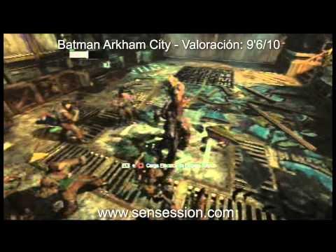 Batman Arkham City analisis review