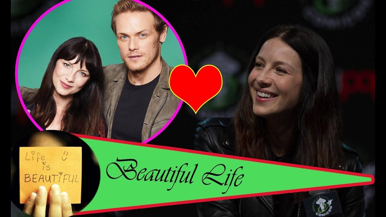 Caitriona Balfe and rumor a date with Sam Heughan after the launch  'Outlander' Season 5