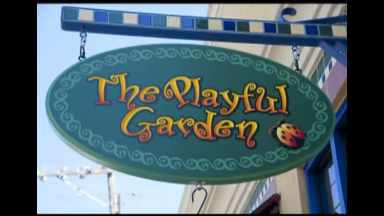 The Playful Garden