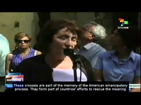 Cuba exhibition honors legacy of Falkland Islands