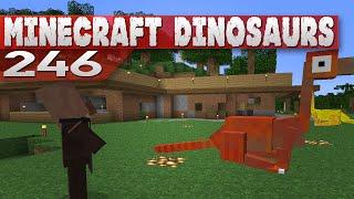 Minecraft Dinosaurs!    246    Park Supervisor
