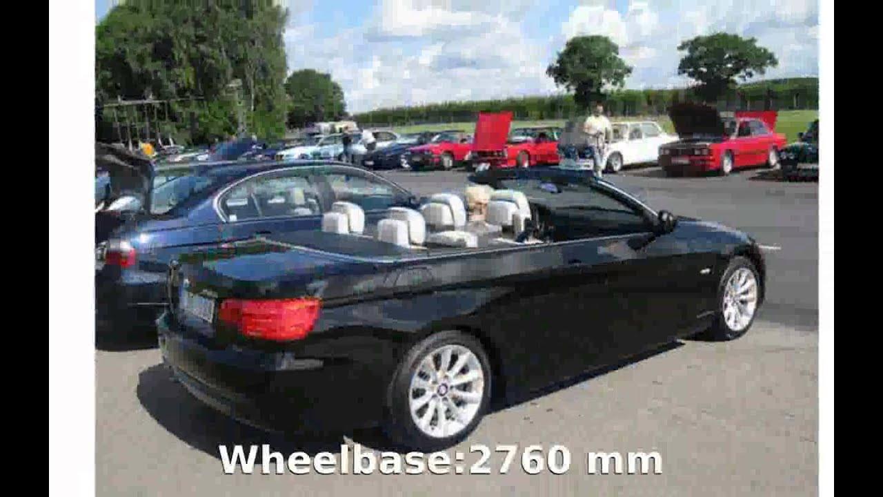 BMW I Cabrio E Specs And Specification Freyalados - 2007 bmw 330i
