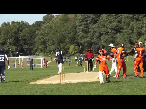 American College Cricket, Syracuse University vs PENN Volume Two