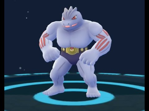 machop evolution - photo #14