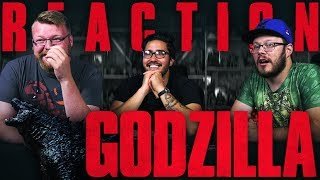 Скачать Godzilla King Of The Monsters Official Trailer 1 REACTION