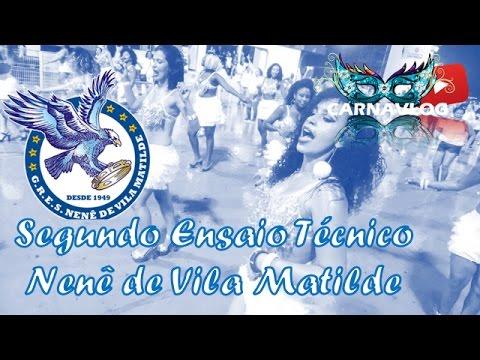 Download Segundo Ensaio Técnico Nenê de V. Matilde 2017 - COMPLETO