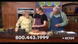 Kcts 9 Cooks - Northwest Favorites: Alaskan Prawns With Saffron Couscous