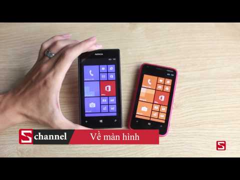 Bạn chọn Nokia Lumia 520 hay Lumia 620 - CellphoneS