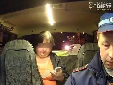 «Врешь— невозьмешь!»: Вологжанка съела бланк споказаниями алкотестера
