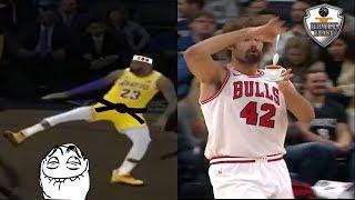 """NBA """"LOL"""" Moments Part2 2018-2019"""