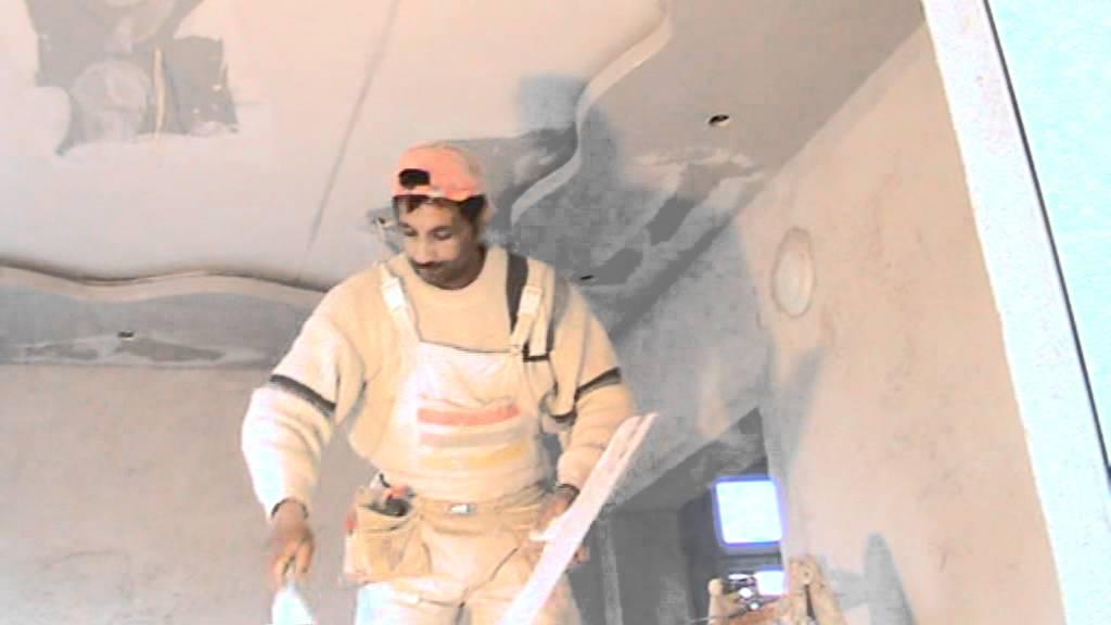 Decoracion de techos y pintura damian ivanov youtube - Decoracion para techos ...