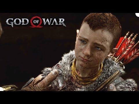 GOD OF WAR #4 - Kratos, Atreus e a Emboscada! (PS4 Pro Gameplay em Português PT BR)