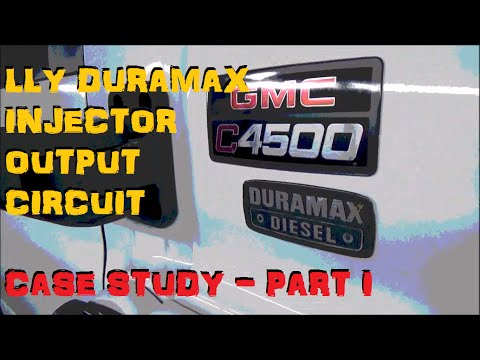 Duramax LLY FICM Injector Trouble Misfire Part 1
