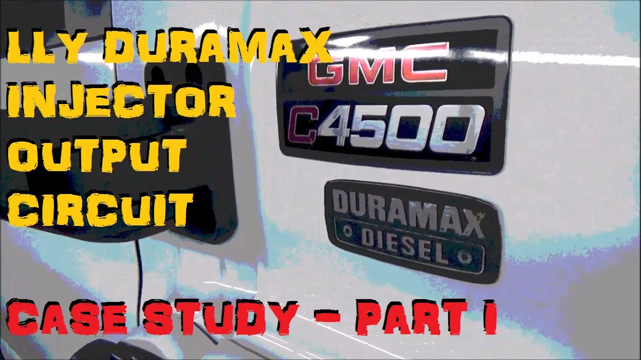 medium resolution of duramax lly ficm injector trouble misfire part 1