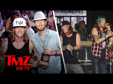 Florida Georgia Line Is Getting Into The Whiskey Business | TMZ TV