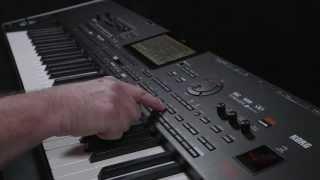 KORG ТБ / Pa4X відео-керівництво частина 3 з 9: Styles