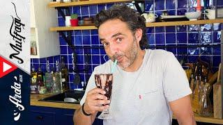 30 Saniyede Çikolatalı Milkshake Tarifi Çikolata Soslu ve Dondurmalı Milkshake Arda nın Mutfağı