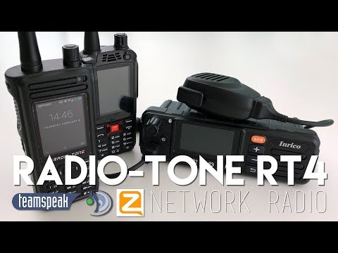 Radio-Tone RT4 Review Part 1 - Overview & Setup