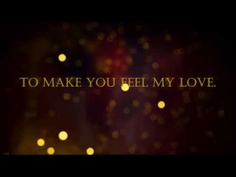 Adele - Make You Feel My Love Lyrics HD