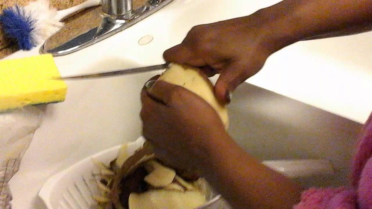 how to make smash mash potato