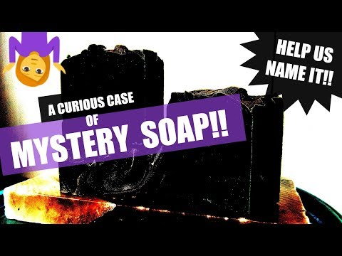 A Curious Case of Mystery Soap (Help Us Name it!) | Vinland Apothecary