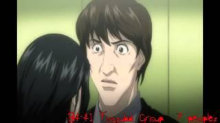 Death note - all deaths rus dub\Все смерти аниме сериала Тетрадь смерти