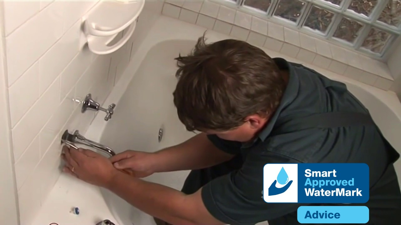 how to change outside tap washer