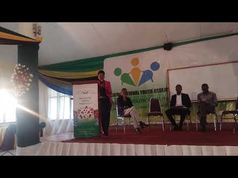 General voices of Youth in  Tanzania National Youth Assembly(5)