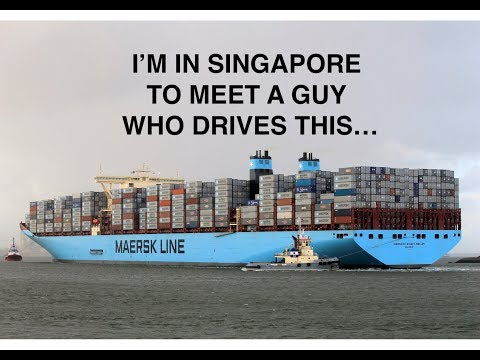 Singapore - Shipping Capital of the World!
