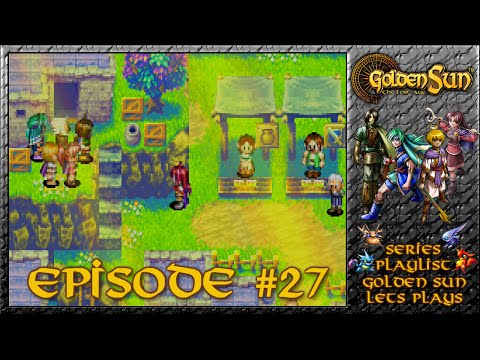 Golden Sun: The Lost Age - Madra Farewell, Cyclone Chip & Karst's Confirmation - Episode 27
