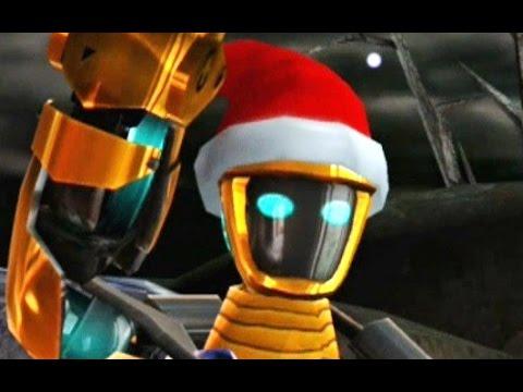 Real Steel WRB FINAL Atom Santa Claus | Christmas UPDATE | GOLD NEW ROBOT (Живая Сталь)
