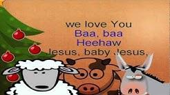Baby Jesus We Love You