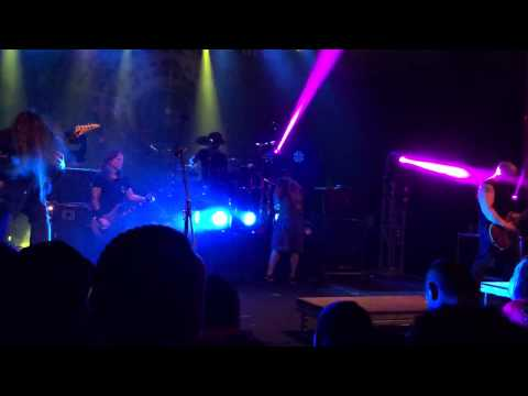 All That Remains Live 2015 At Sunshine Theater 2015