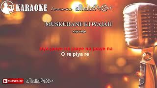 Download lagu Karaoke Muskurane Kiwajah Tumho Arijit Singh YouTube MP3