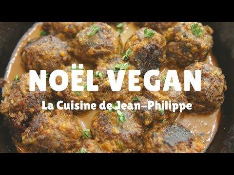 Ragoût de Boulettes Vegan I La Cuisine de Jean-Philippe