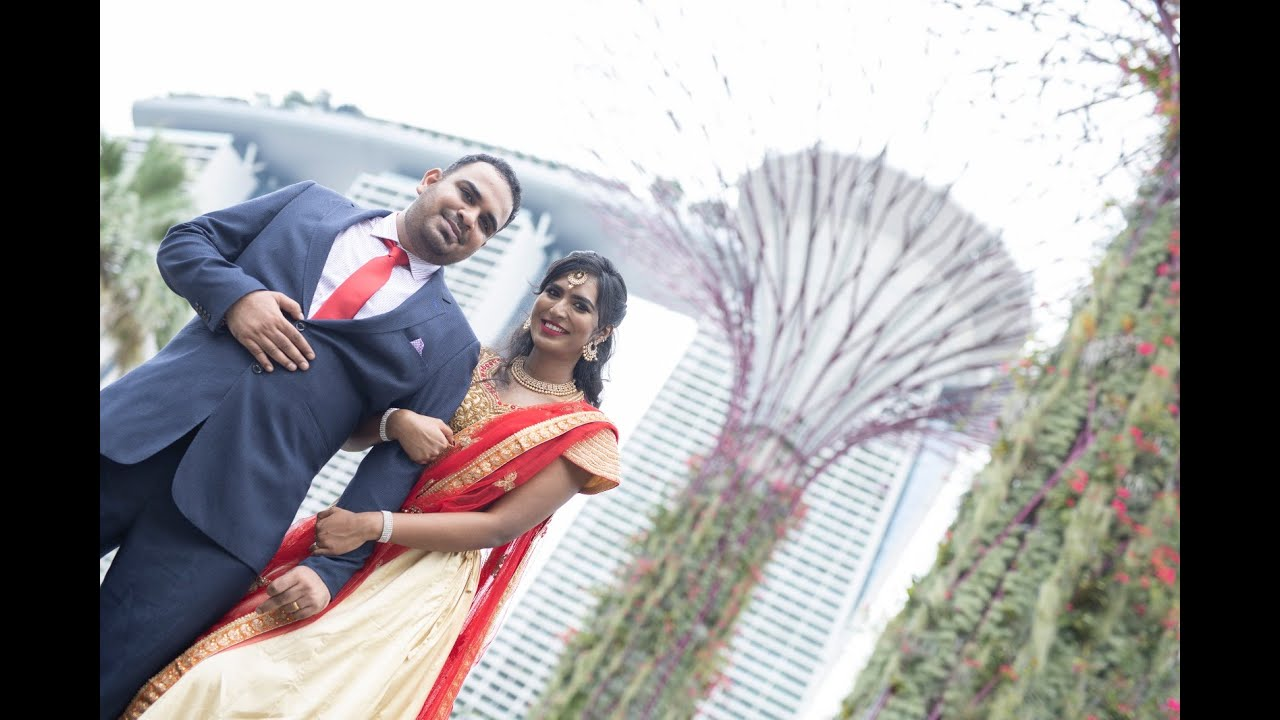Livestream Wedding Solemnisation of Jayashree & Anand