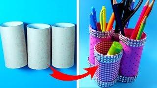 DIY Easy Crafts Desk Decor Idea for Teenagers
