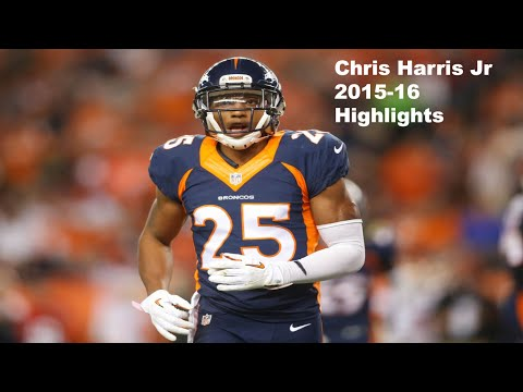 2016 Pro Bowl CB: Chris Harris Jr Highlights - NFL 2015-16 HD