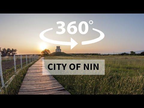Nin — Croatia | 360º VR | Pointers Travel