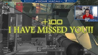 MW3 I HAVE MISSED YOU!! (w/CLIP)
