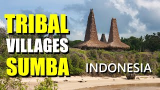 Tribal Villages of West Sumba, Indonesia