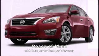 A New Car For The New Year: 2015 Nissan Altima in Mobile, AL