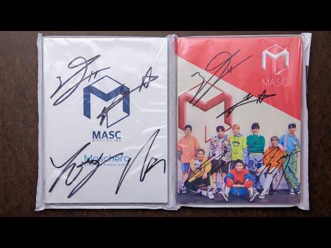 Unboxing   MASC - Makestar Album/Project