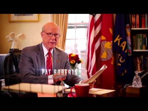Vote Pat Roberts for U.S. Senate in Kansas