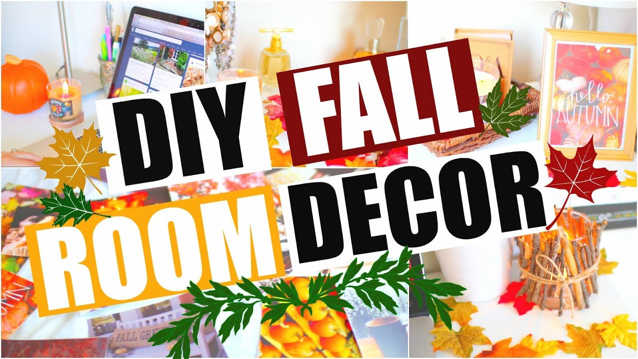 diy fall room decor easy ways to spice up your room for fall 2015